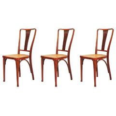 Art Nouveau Thonet Chairs