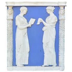 Italian Neoclassical Panel