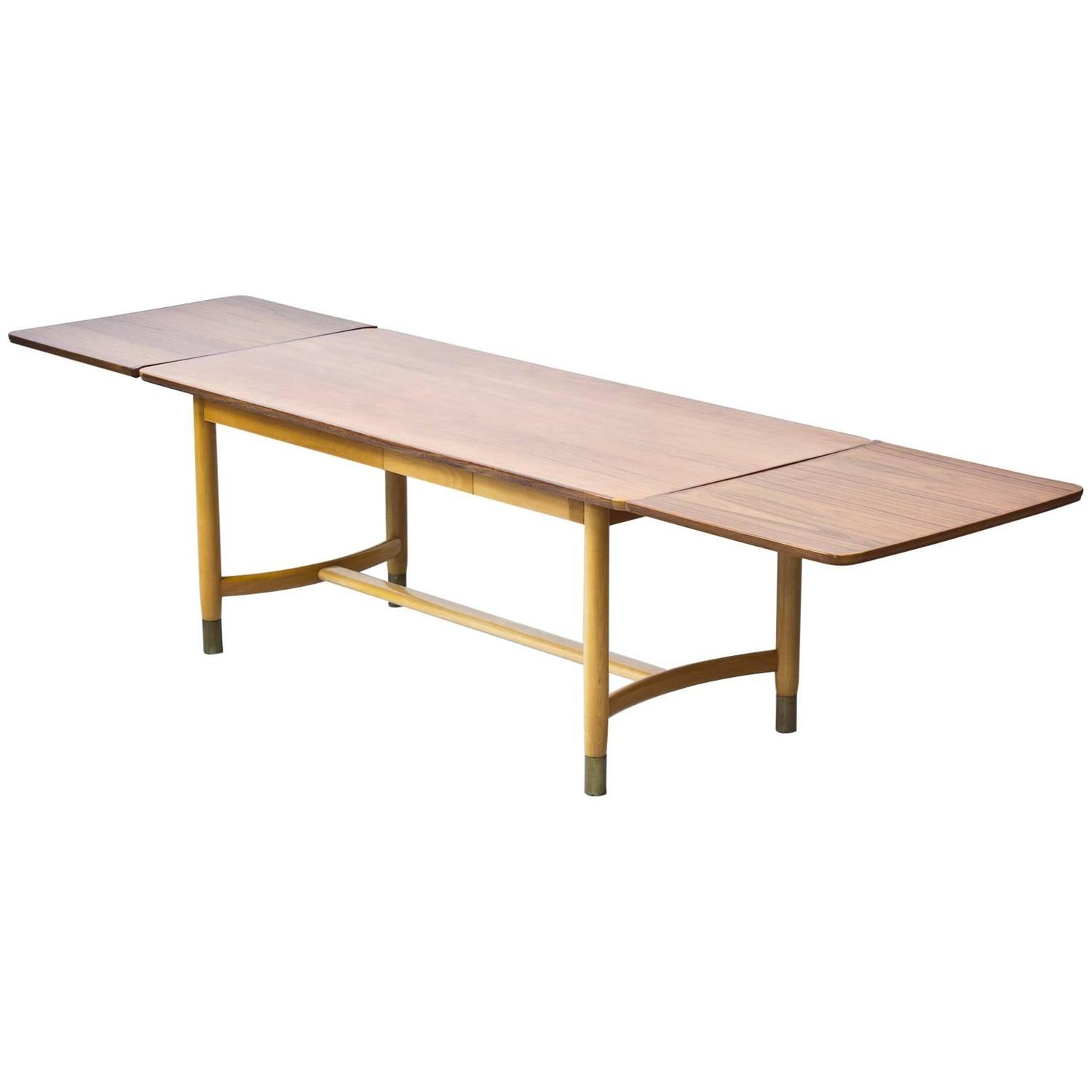 Unique 1950s dining table by ralph alton for sale at 1stdibs for Unusual dining tables for sale