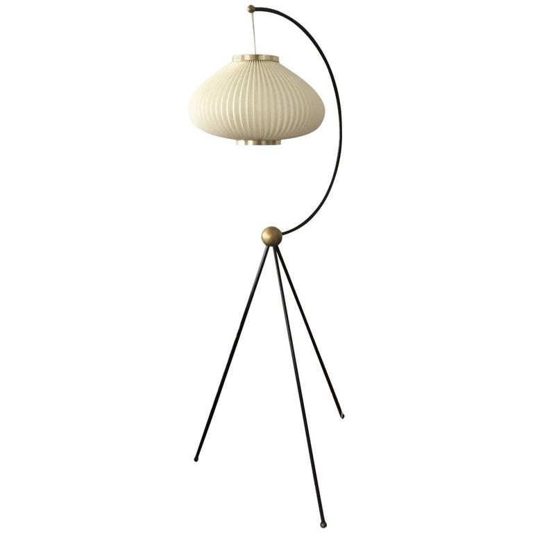 this danish design three legged floor lamp is no longer available. Black Bedroom Furniture Sets. Home Design Ideas