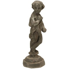 Garden Statue in Lead from England