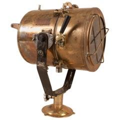 Nautical Brass Ship's Signaling Lantern