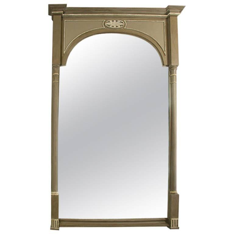 Neoclassical Painted Mirror 'View Large Assortment of Mirrors' 1