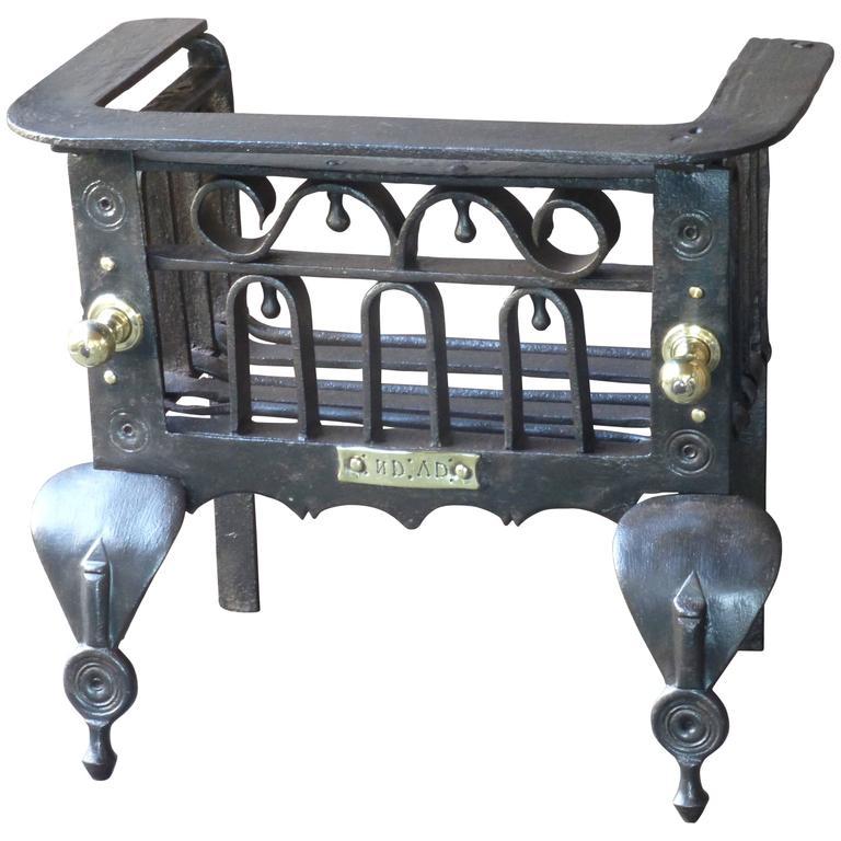 Fireplace Design fireplace grate : 18th Century Dutch Fireplace Grate, Fire Grate at 1stdibs