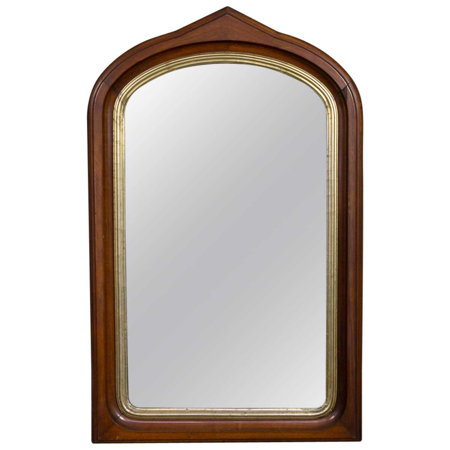 Arched gilt mirror at 1stdibs - Arched Gilt Mirror At 1stdibs 7