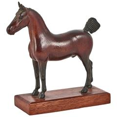 Peter Giba Carved Horse