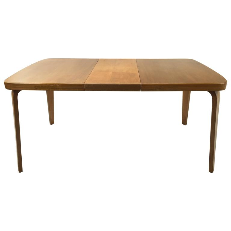 Thaden Jordan Bent Plywood Dining Table For Sale at 1stdibs : 5512083l from www.1stdibs.com size 768 x 768 jpeg 14kB