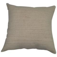 Plain Cotton Kilim Pillow