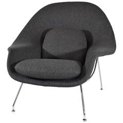 Eero Saarinen for Knoll Womb Chair in Hinson Upholstery