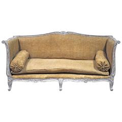 Painted Louis XV Style Canape/Daybed