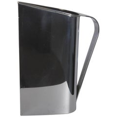 Peter Muller-Munk Normandie Pitcher, USA, circa 1935, Chrome-Plated