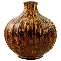 Kähler, HAK, Svend Hammershøi, Glazed Stoneware Vase