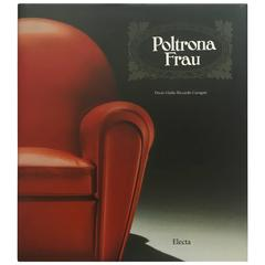 """Poltrona Frau - Timeless, in Time"" Book"