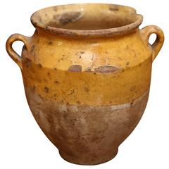 19th Century French Confit Pot