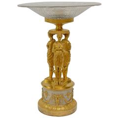 Empire Ormolu Centerpiece Attributed to Thomire