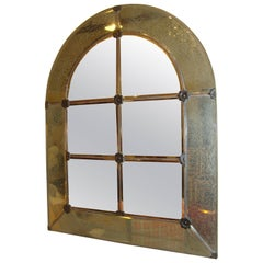 Hollywood Regency Style Wall or Console Mirror