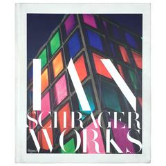 Ian Schrager, Works (Signed), 2015