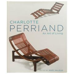 """Charlotte Perriand, An Art of Living"" Book, 2003"