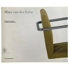 Mies van der Rohe – Architecture and Design in Stuttgart, Barcelona, Brno