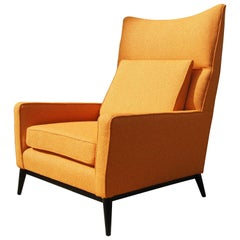 High-Back Lounge Chair, Model 314, by Paul McCobb for Directional