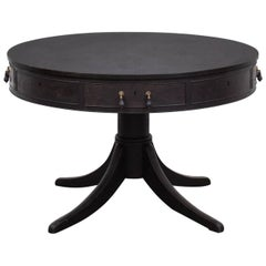 Table Centre Swedish Black 19th Century Sweden