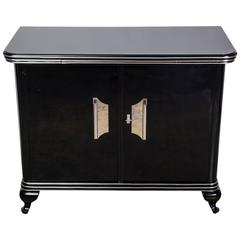 Sophisticated Art Deco Commode
