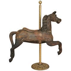 19th Century Charles Dare Carousel Horse