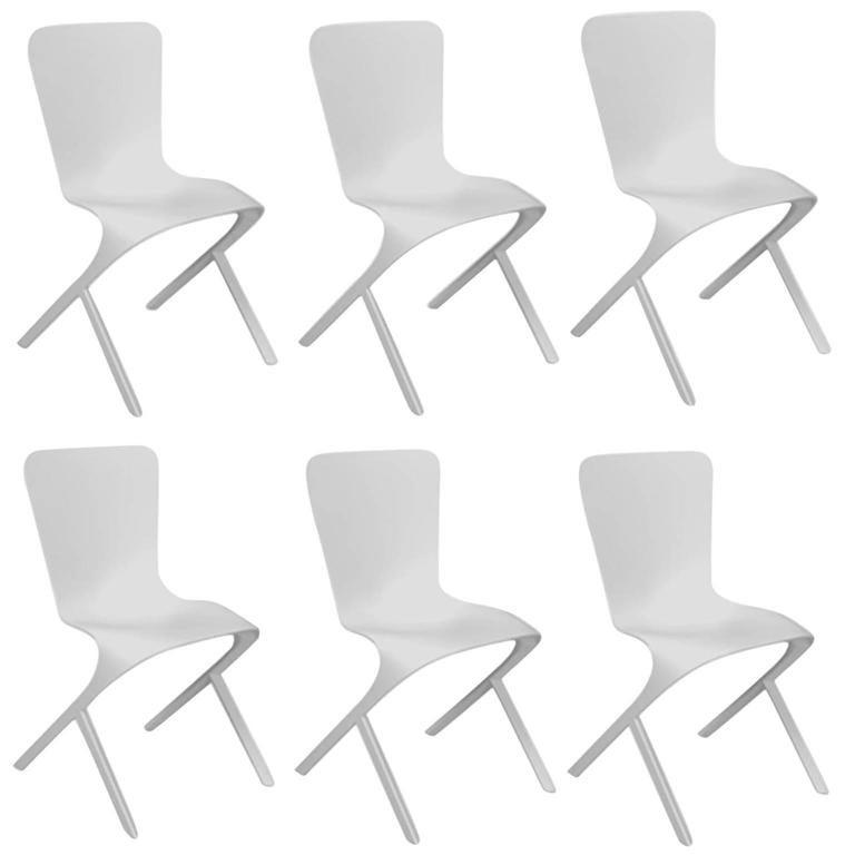 Knoll Chairs: Washington Skin Nylon Chairs By David Adjaye For Sale