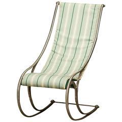 Mid-19th Century H.C. Andersen Rocking Chair