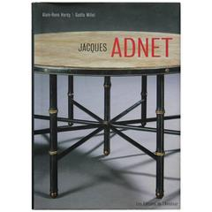 """""""Jacques Adnet"""" Book"""