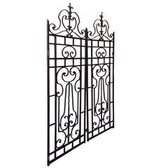 Antique French Garden Gate