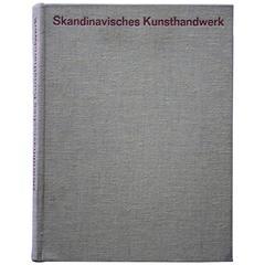 Skandinavisches Kunsthandwerk, Book in German Erik Zahle