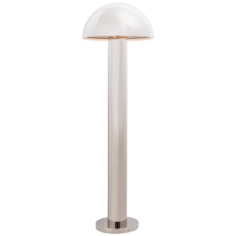 Karl Springer Mushroom floor lamp, 2016