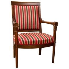 Louis Philippe Period Armchair