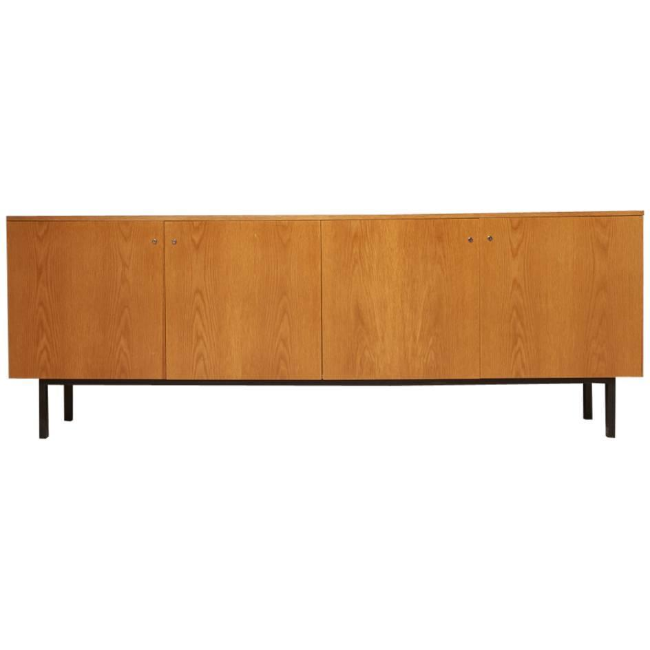Elegant sideboard in style of florence knoll for sale at for Sideboard 240 cm
