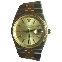 Very Rare Rolex Ref. 1630 Automatic Movement in Quartz Case