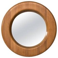 Erik Höglund Mirror in Oregon Pine Produced in Sweden
