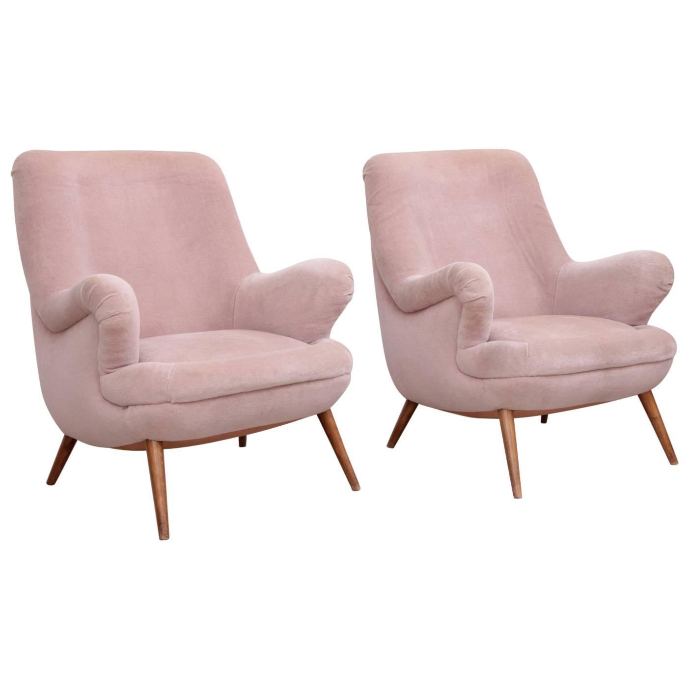 Very comfortable pair of 1950s french reclining leather armchairs - Very Comfortable Pair Of 1950s French Reclining Leather Armchairs 40