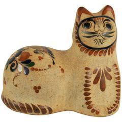Scandinavian Stoneware Cat