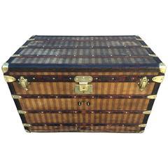 Louis Vuitton Rayee Steamer Trunk