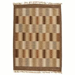 Vintage Swedish Carpet