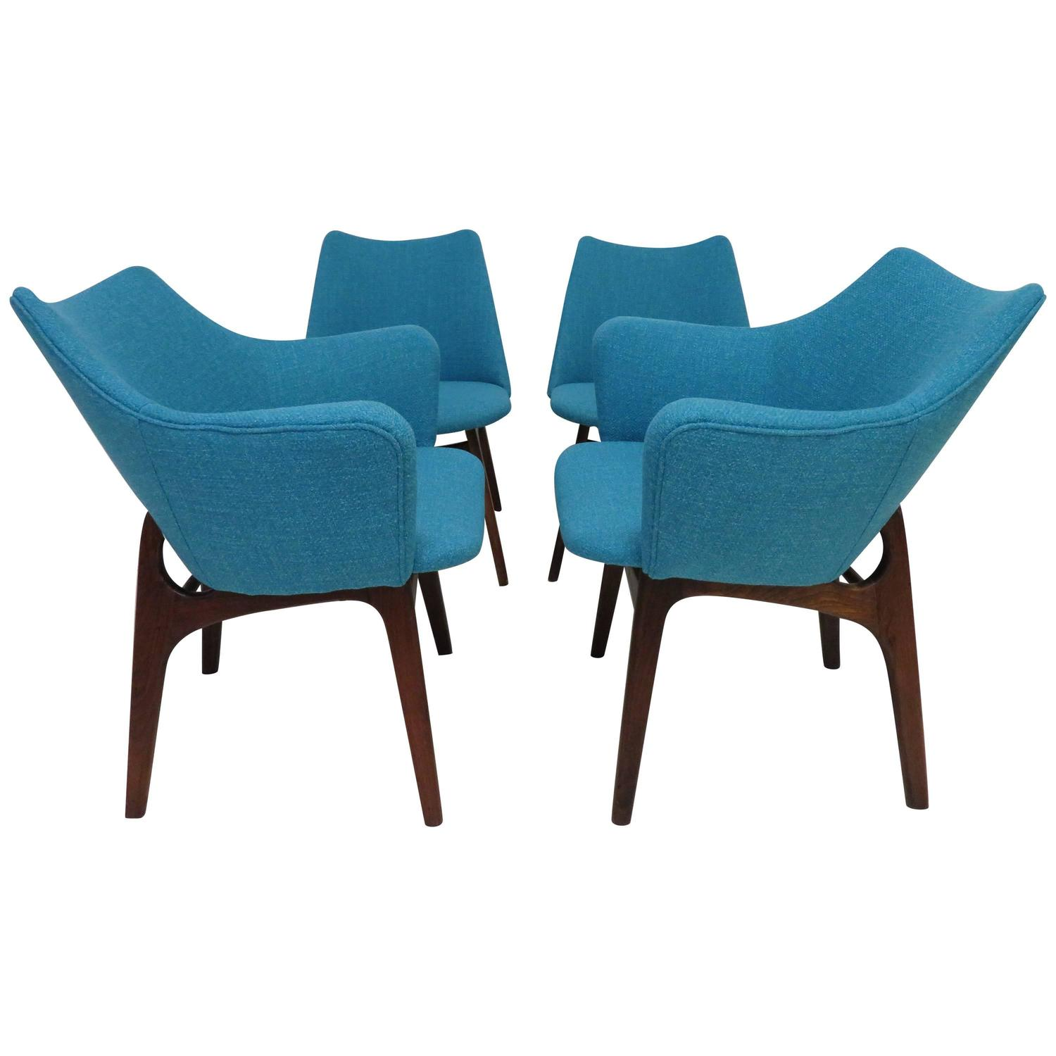 Adrian Pearsall Dining Room Chairs 24 For Sale at 1stdibs