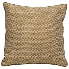 "Vintage Fortuny's ""Murillo"" Pillow"