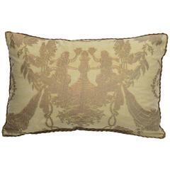 "Vintage Fortuny ""Boucher"" Pillow"
