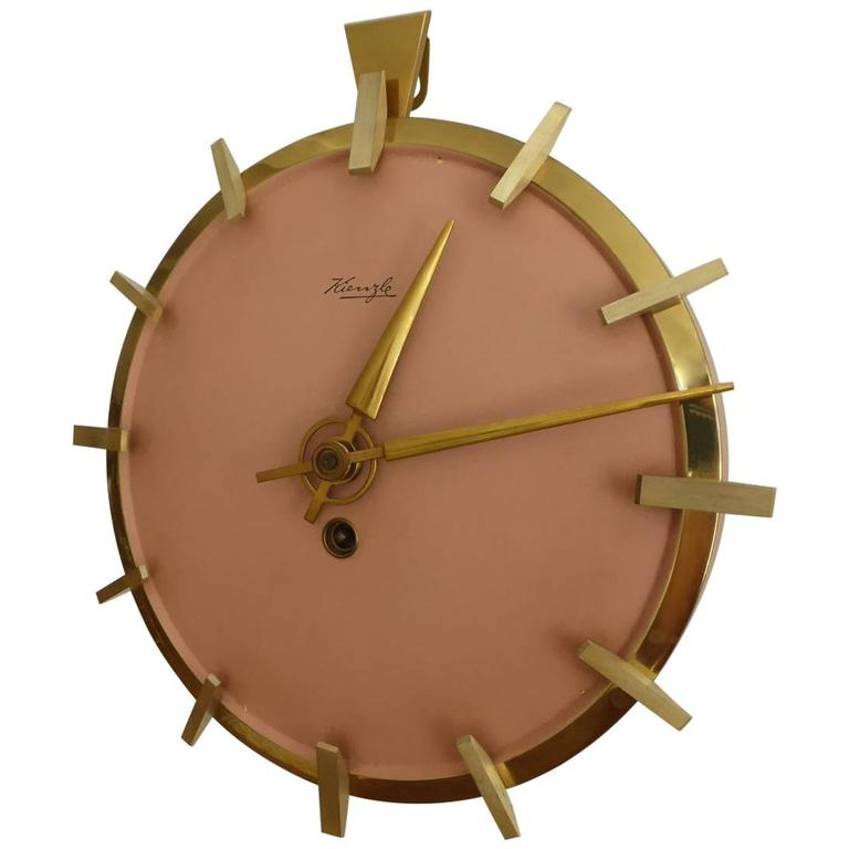 Mid-Century Kienzle Wall Clock 1