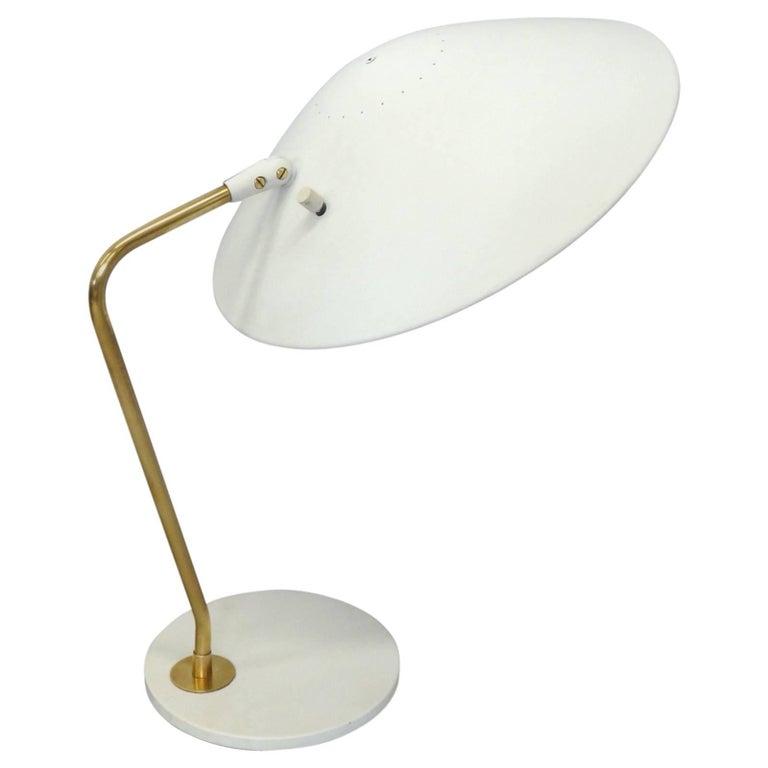 Gerald Thurston for Lightolier Desk Lamp For Sale