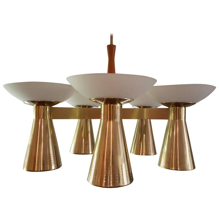 exception mid century modern 10 light chandelier for sale. Black Bedroom Furniture Sets. Home Design Ideas