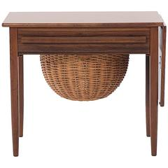 Danish Modern Sewing Table