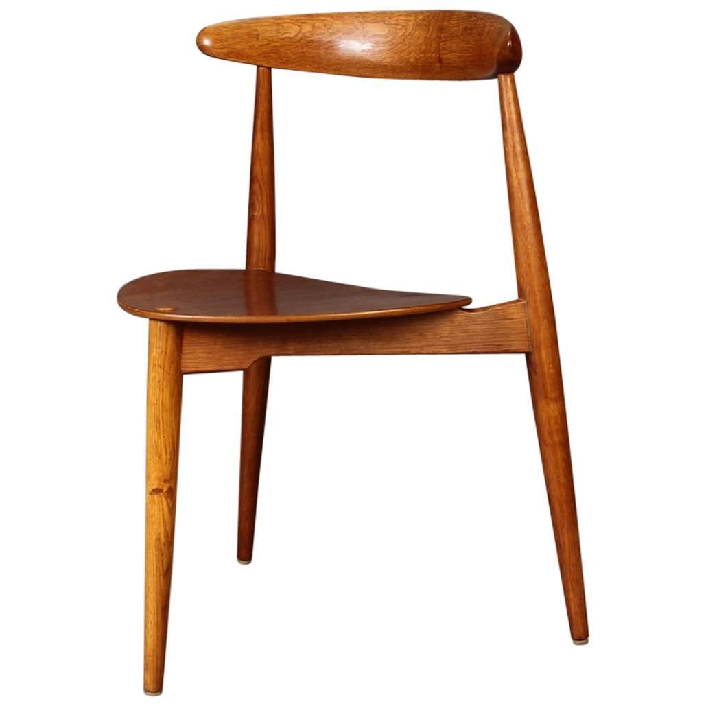 hans j wegner chair fh 4103 for sale at 1stdibs. Black Bedroom Furniture Sets. Home Design Ideas