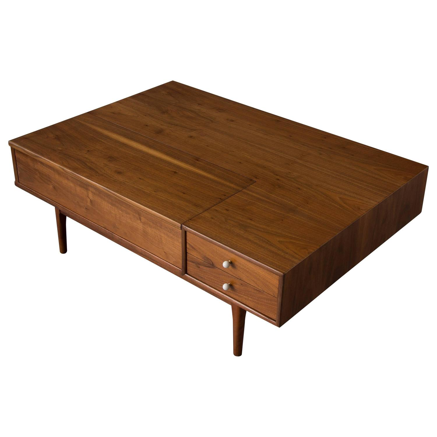 Kipp Stewart For Drexel Declaration Coffee Table For Sale At 1stdibs